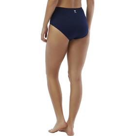 TYR Solids Parte de abajo de bikini con cintura alta Mujer, navy